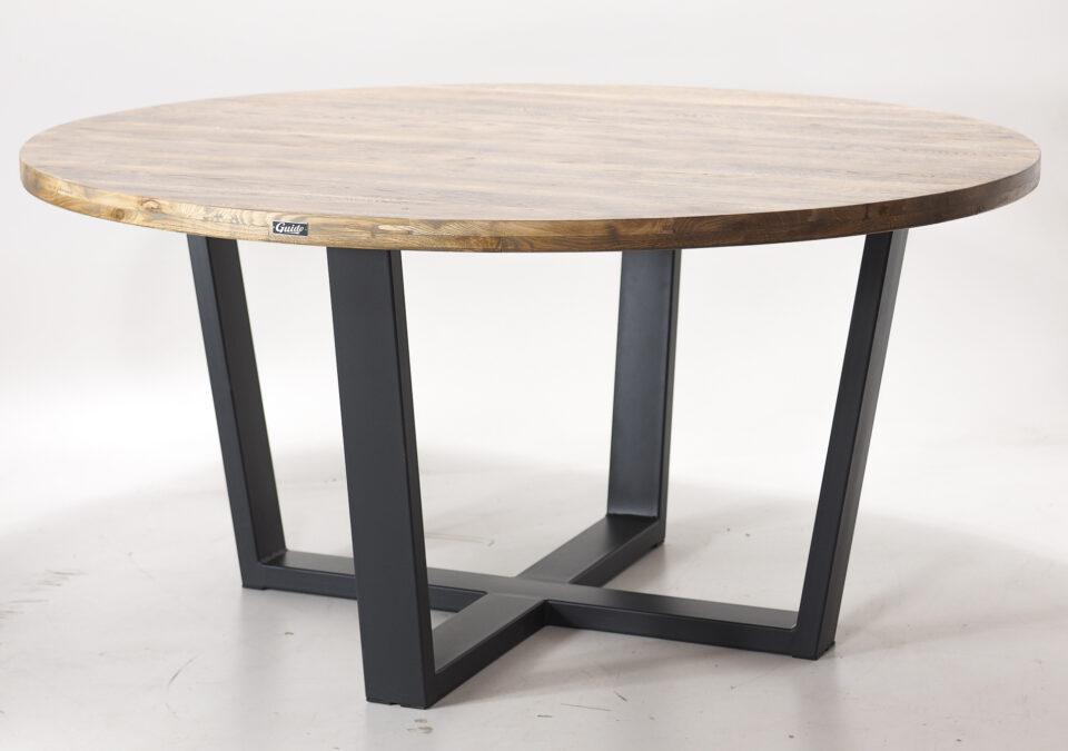 Okrągły stół industrialny