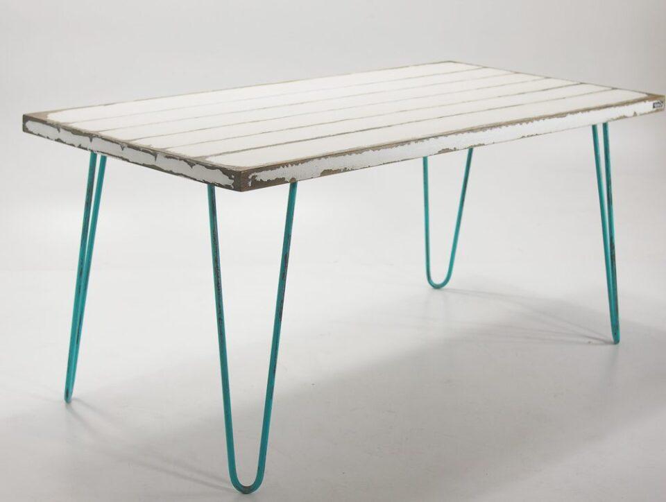 Industrialny stół