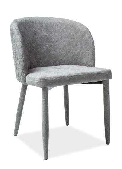 Krzesło carlos szare