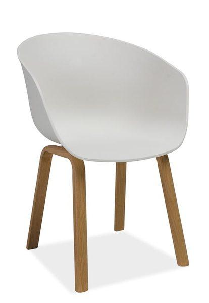 Krzesło białe Ego