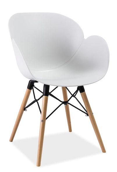 Krzesło Italo białe
