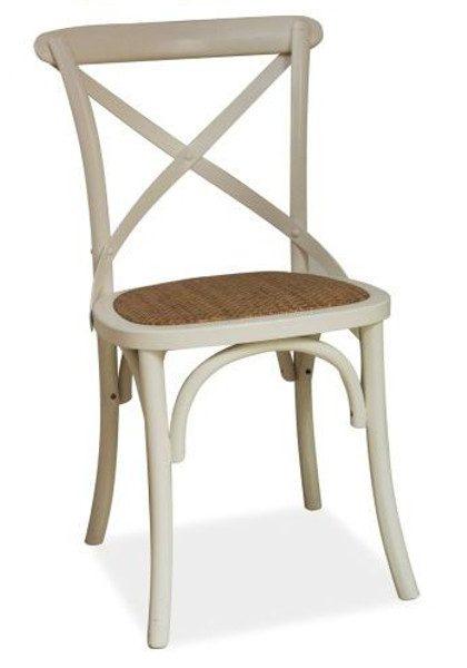 Krzesło w stylu kolonialnym