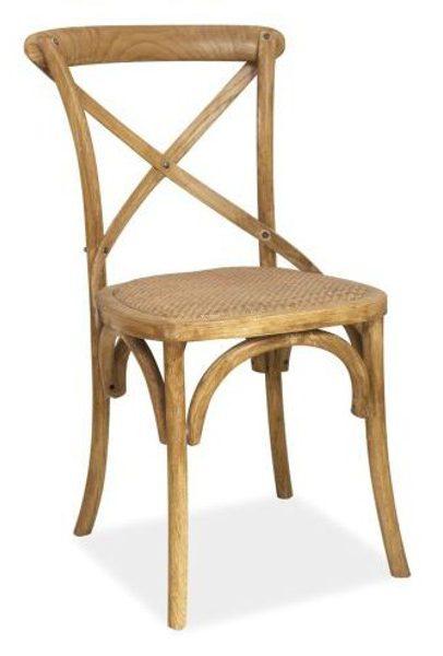 Krzesło w tylu kolonialnym