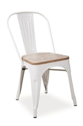 Loftowe krzesło