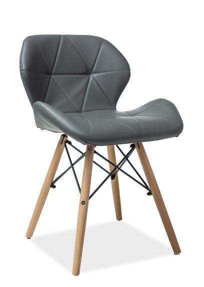 Krzesło matias szare