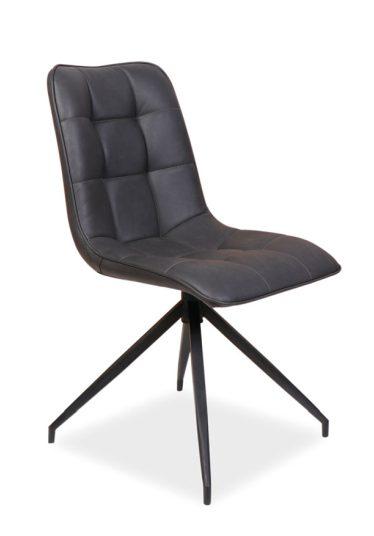 Krzesło olaf czarne