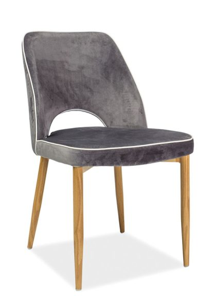 Krzesło verdi szare
